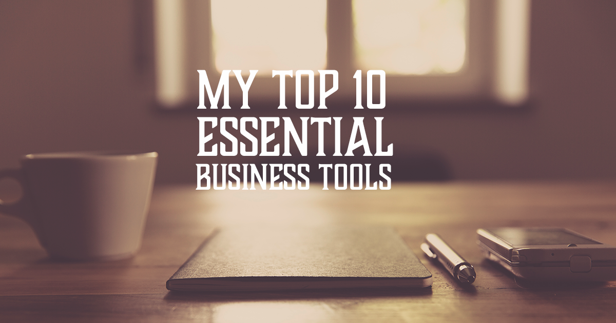 Top Ten business tools